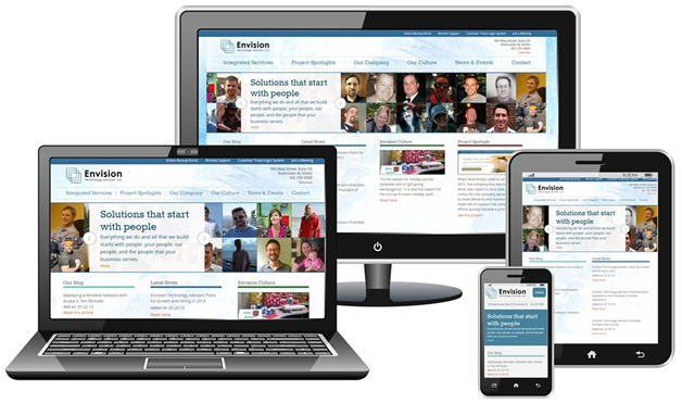 How responsive web design could help your business
