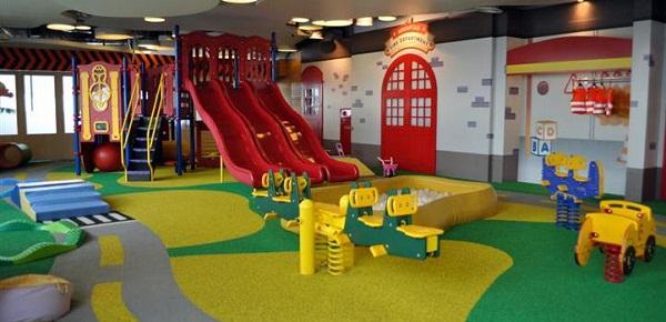 Indoor Playground For Children Entertainment